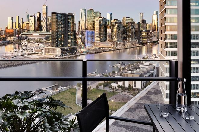 Picture of 15.05/103 South Wharf Drive, DOCKLANDS VIC 3008