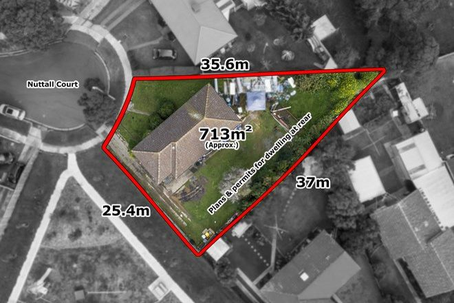 Picture of 3 Nuttall Court, SUNSHINE WEST VIC 3020