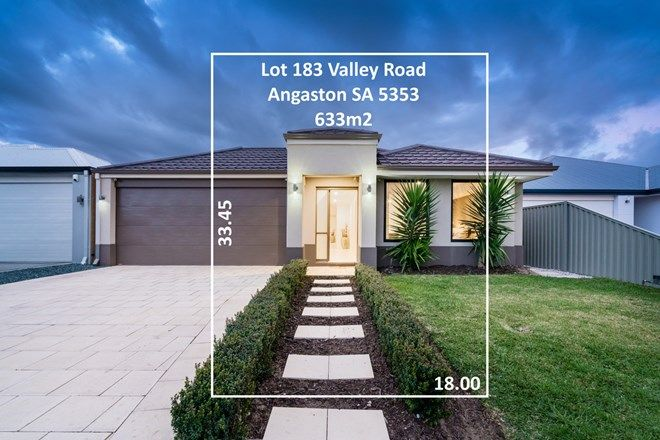 Picture of 66 Valley Road, ANGASTON SA 5353