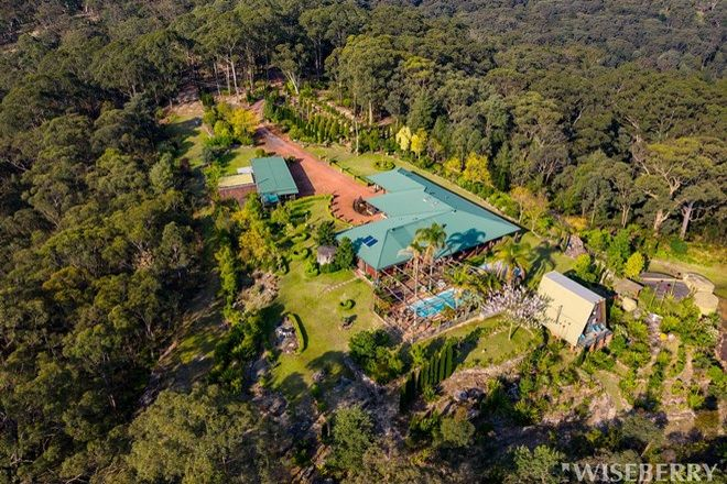 Picture of 25 Kellynack Road, MANGROVE MOUNTAIN NSW 2250