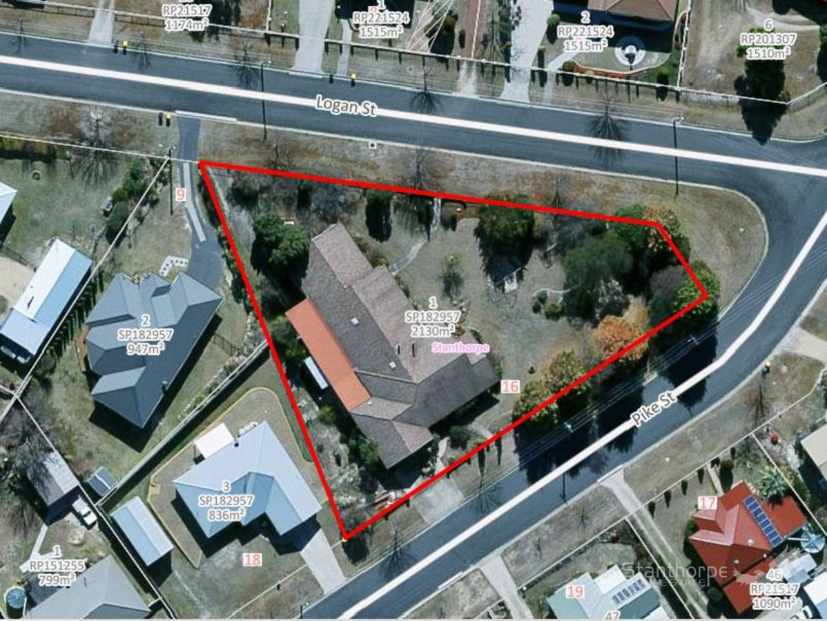 16 Pike Street, Stanthorpe QLD 4380, Image 1