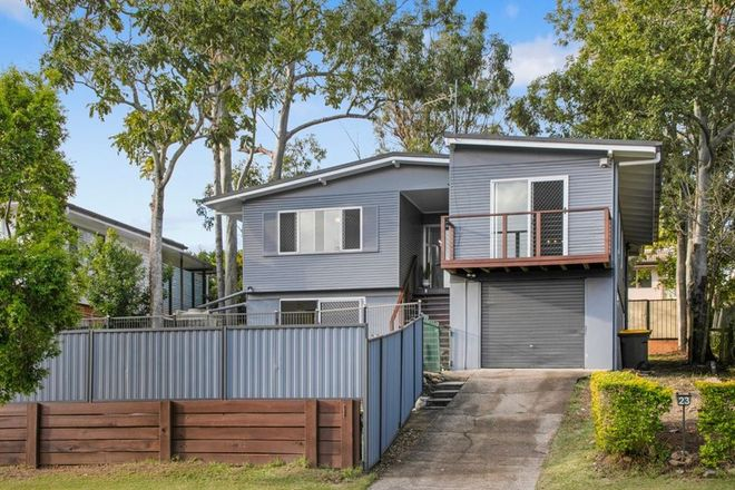 Picture of 23 Guide Street, JAMBOREE HEIGHTS QLD 4074