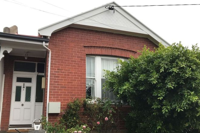 Picture of 5 Lincoln Street, SANDY BAY TAS 7005