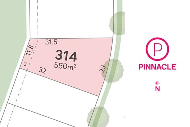 Picture of Pinnacle/Lot 314 Pontiac Drive, SMYTHES CREEK VIC 3351
