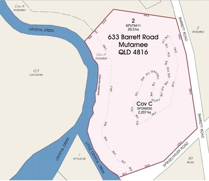 633 Barrett Road, Mutarnee QLD 4816, Image 2