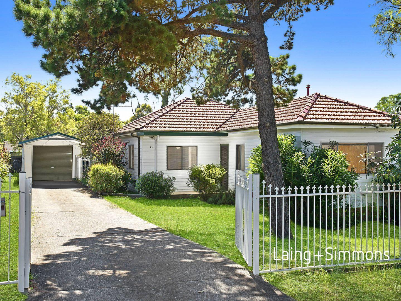 43 Windermere Avenue, Cambridge Park NSW 2747, Image 0