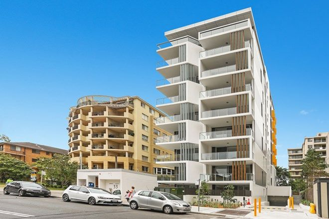 Picture of 701/33 Waverley St, BONDI JUNCTION NSW 2022