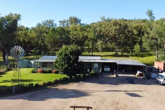 Picture of 971 Borah Creek Road, QUIRINDI NSW 2343