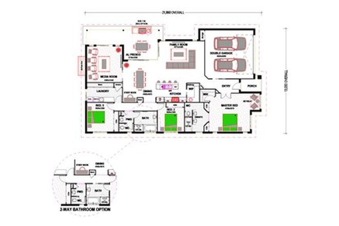 Picture of Lot 905 Steamboat Ave, WINTER VALLEY VIC 3358