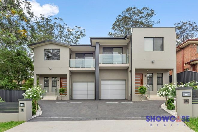 Picture of 11 & 11A Homelands Avenue, CARLINGFORD NSW 2118