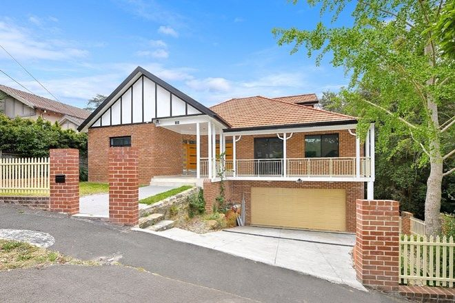 Picture of 54 Tryon Road, LINDFIELD NSW 2070