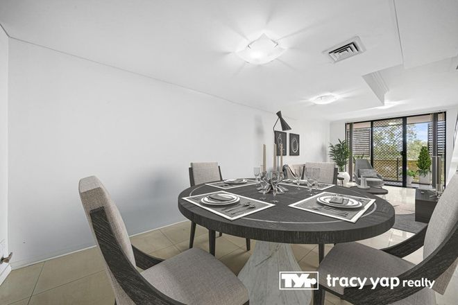 Picture of 208C/27-29 George  Street, NORTH STRATHFIELD NSW 2137