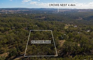 Picture of 20 Pinnell Road, Crows Nest QLD 4355