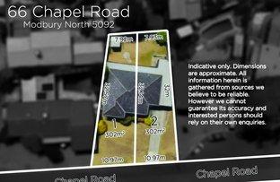 Picture of 66 Chapel Road, Modbury North SA 5092
