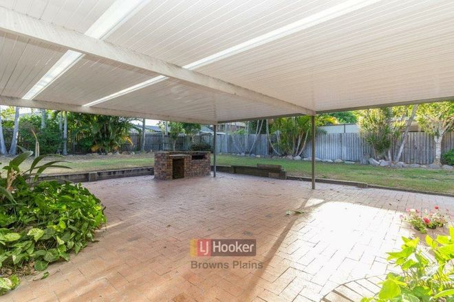 Picture of 30 Sweetgum Street, HILLCREST QLD 4118