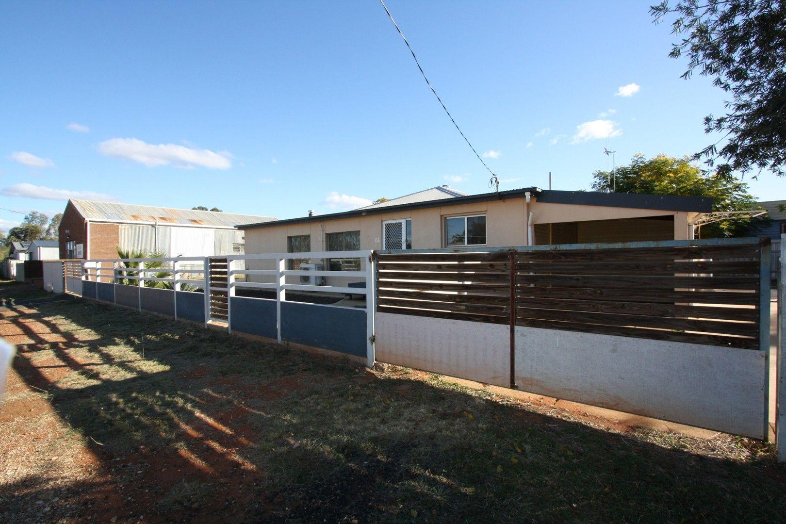81 MONAGHAN ST, Cobar NSW 2835, Image 0