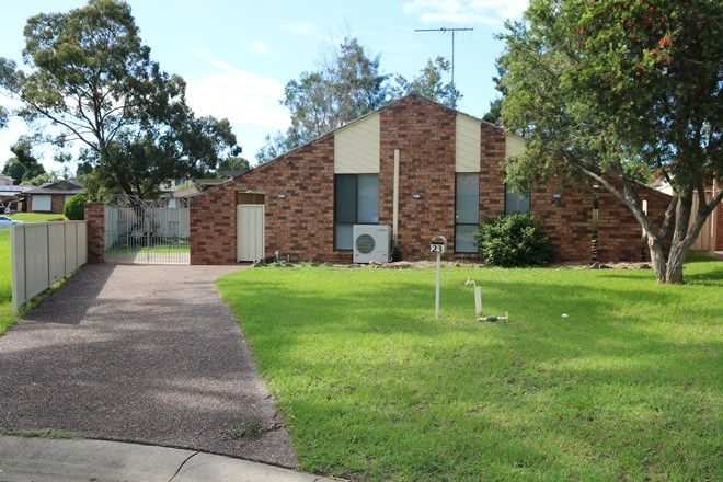 Picture of 23 Balthasar Close, ROSEMEADOW NSW 2560