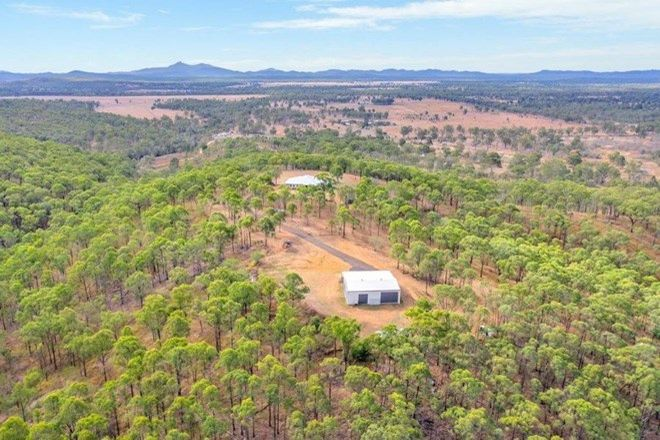 Picture of 297 Deep Creek Road, WOODERSON QLD 4680