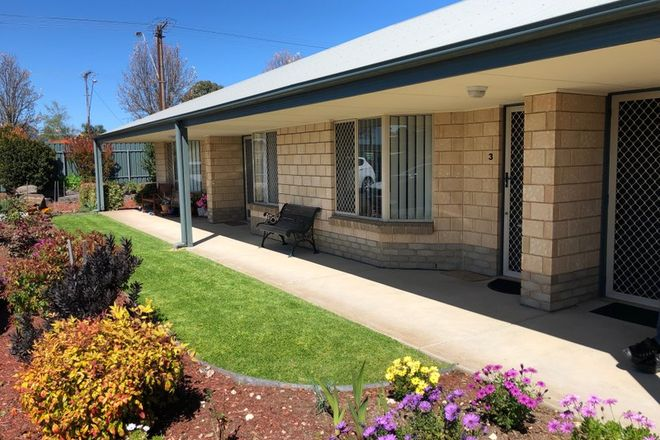 Picture of 53/1-3 Gilmore Close, MOUNT GAMBIER SA 5290