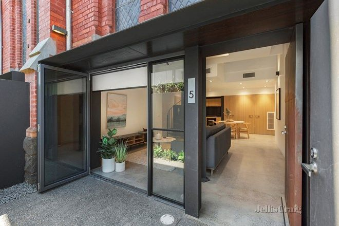 Picture of 5/23A Gladstone Street, MOONEE PONDS VIC 3039