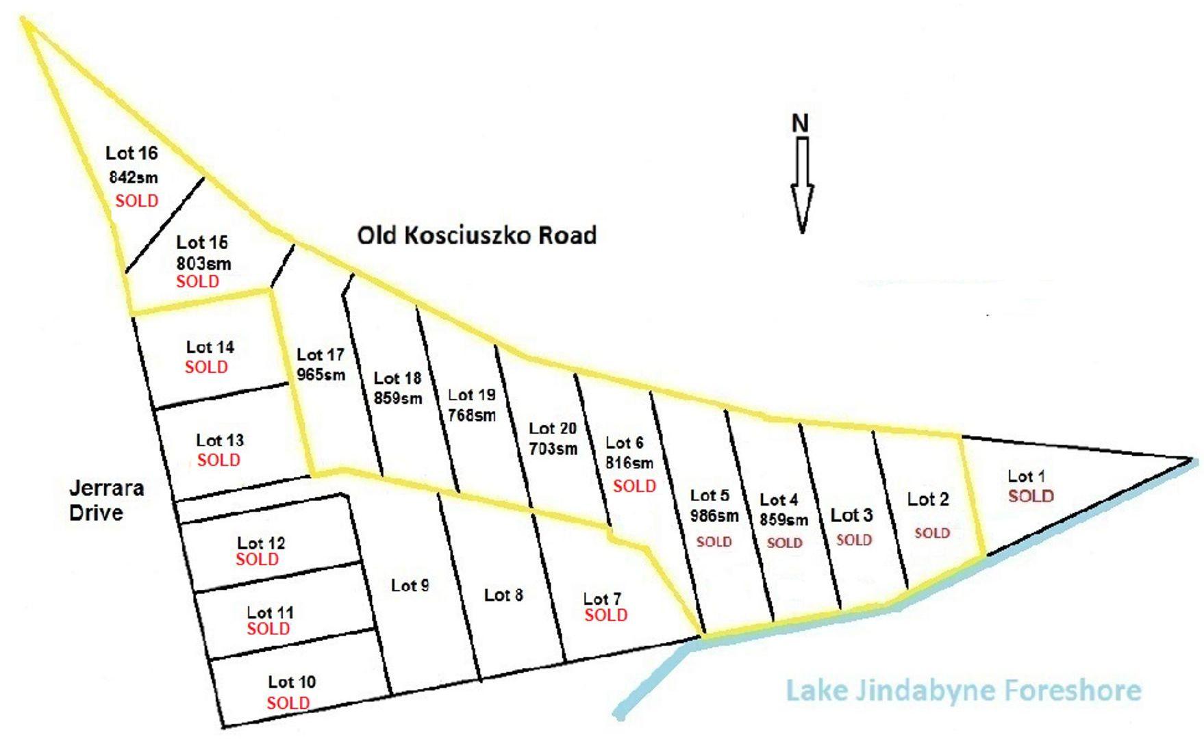 Lot 9 Subdivision Old Kosciuszko Road, East Jindabyne NSW 2627, Image 2
