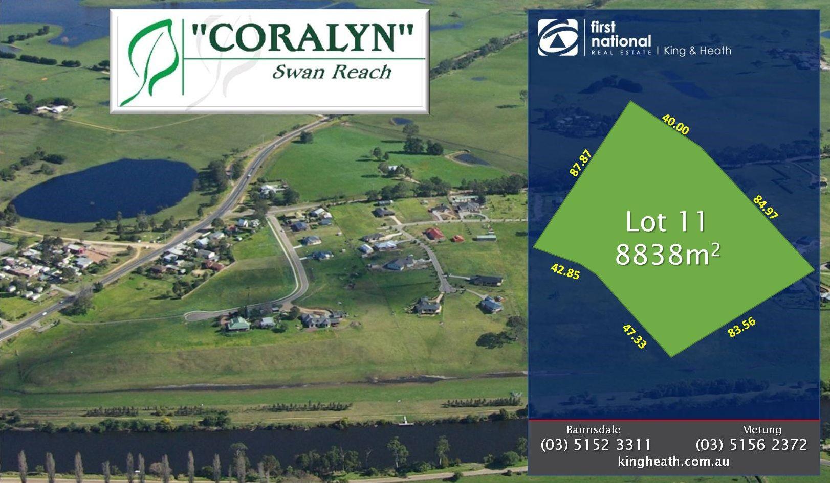 Lot 11 Coralyn Drive, Swan Reach VIC 3903, Image 0