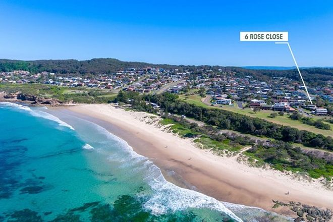 Picture of 6 Rose Close, CAVES BEACH NSW 2281