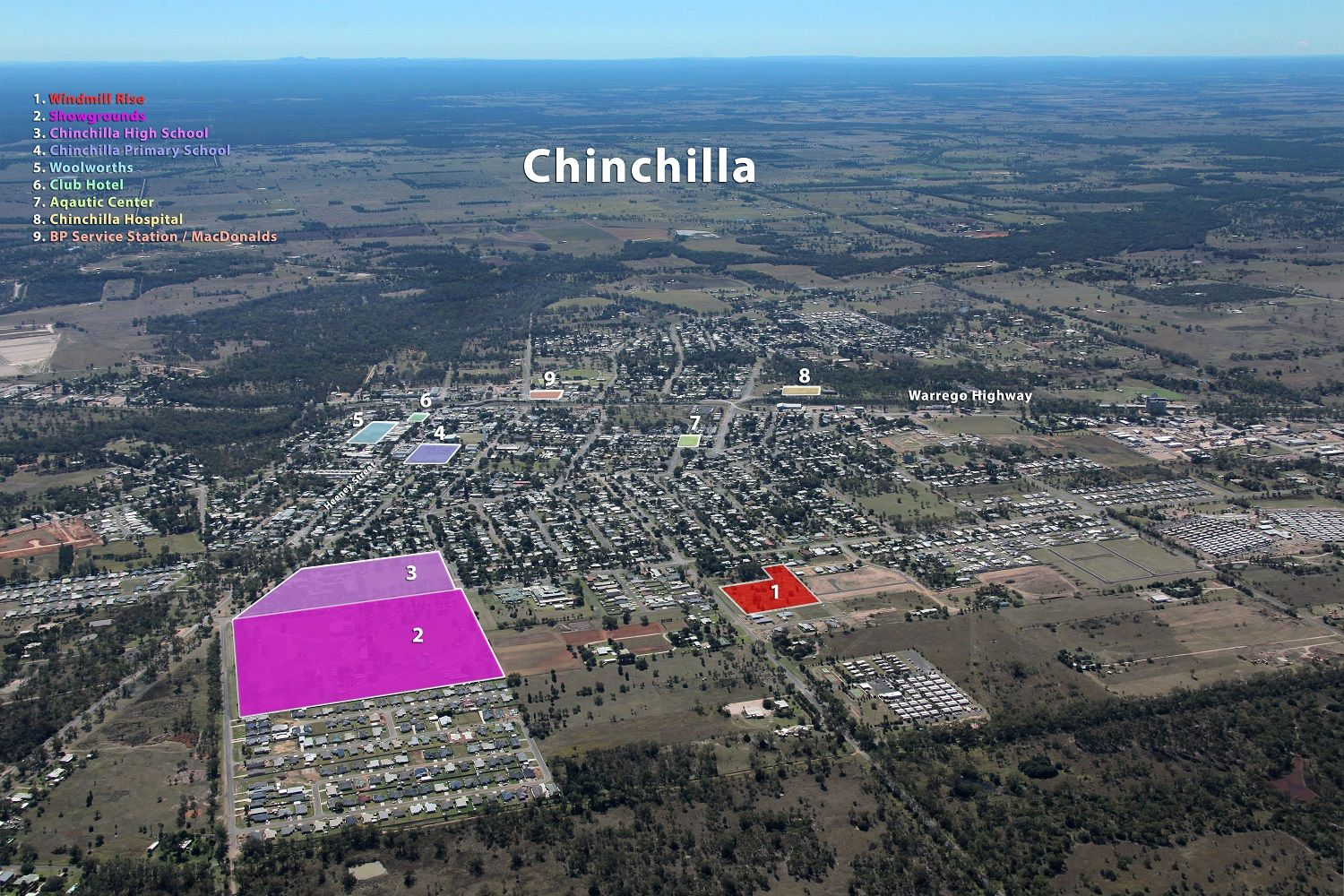Lot 2 Windmill Road, Chinchilla QLD 4413, Image 0