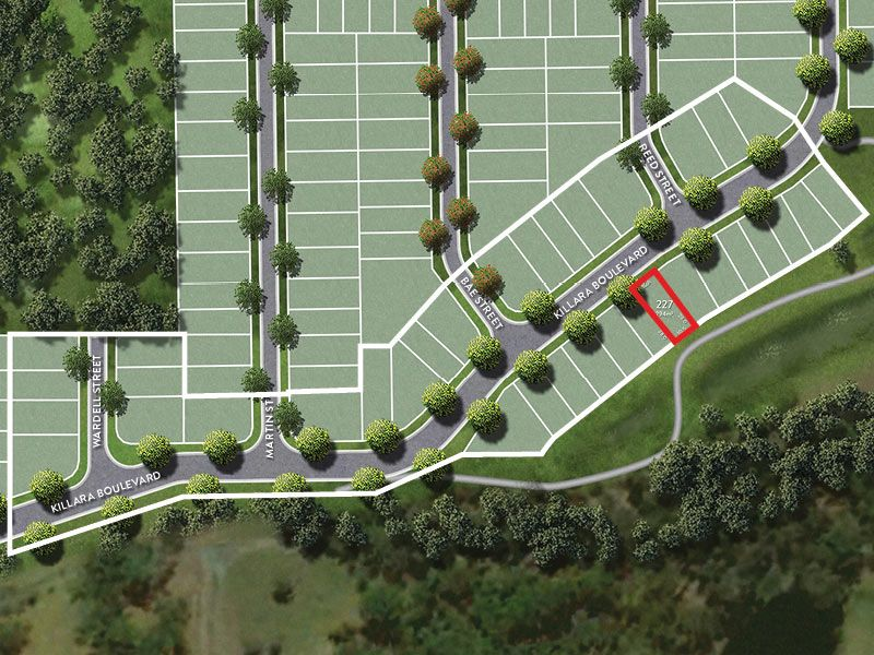 Lot 227 Killara Blvd, Logan Reserve QLD 4133, Image 2