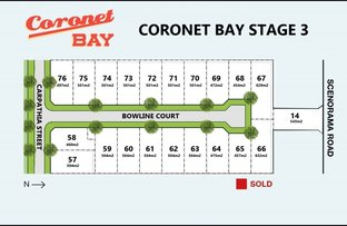 Picture of Lot 59 Bowline Court, Coronet Bay VIC 3984