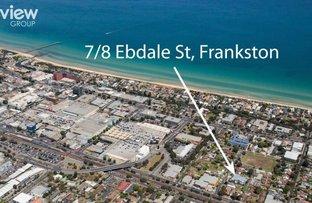 7/8 Ebdale Street, Frankston VIC 3199