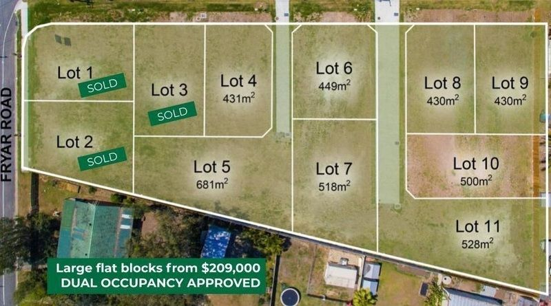 Lot 4 Eagleby Road, Eagleby QLD 4207, Image 2