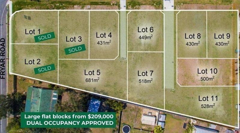 Lot 6 Eagleby Road, Eagleby QLD 4207, Image 2