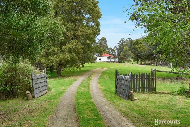 Picture of 62 Robinsons Road, HIGHCROFT TAS 7183