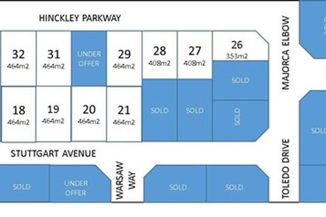 Picture of 34 Hinkley Parkway, HOCKING WA 6065