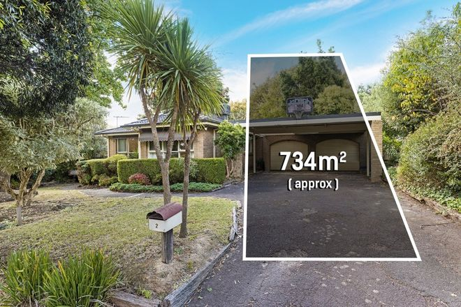Picture of 2 Janet Street, BORONIA VIC 3155