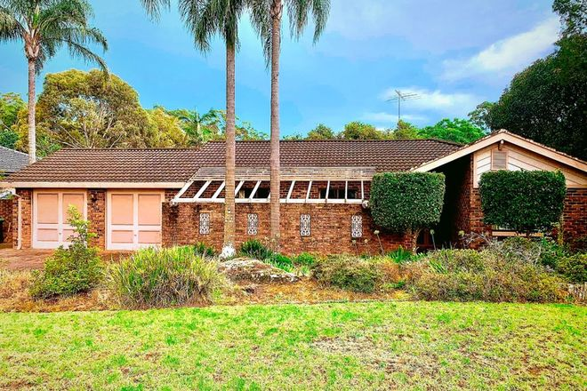 Picture of 3 First Farm Drive, CASTLE HILL NSW 2154
