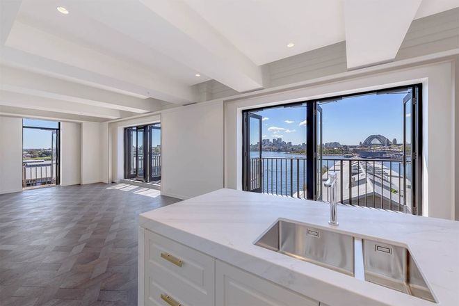 Picture of 8 DARLING ISLAND ROAD, PYRMONT, NSW 2009