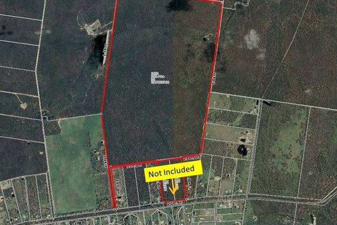 Picture of LOT 2 Buxton  Road, BUXTON QLD 4660