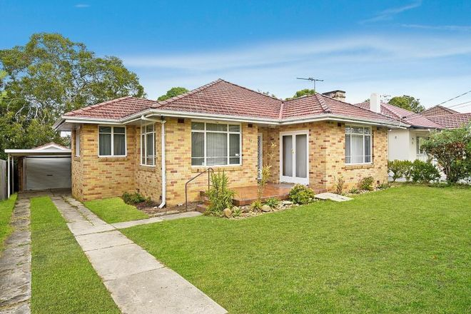 Picture of 32 Farran Street, LANE COVE NORTH NSW 2066