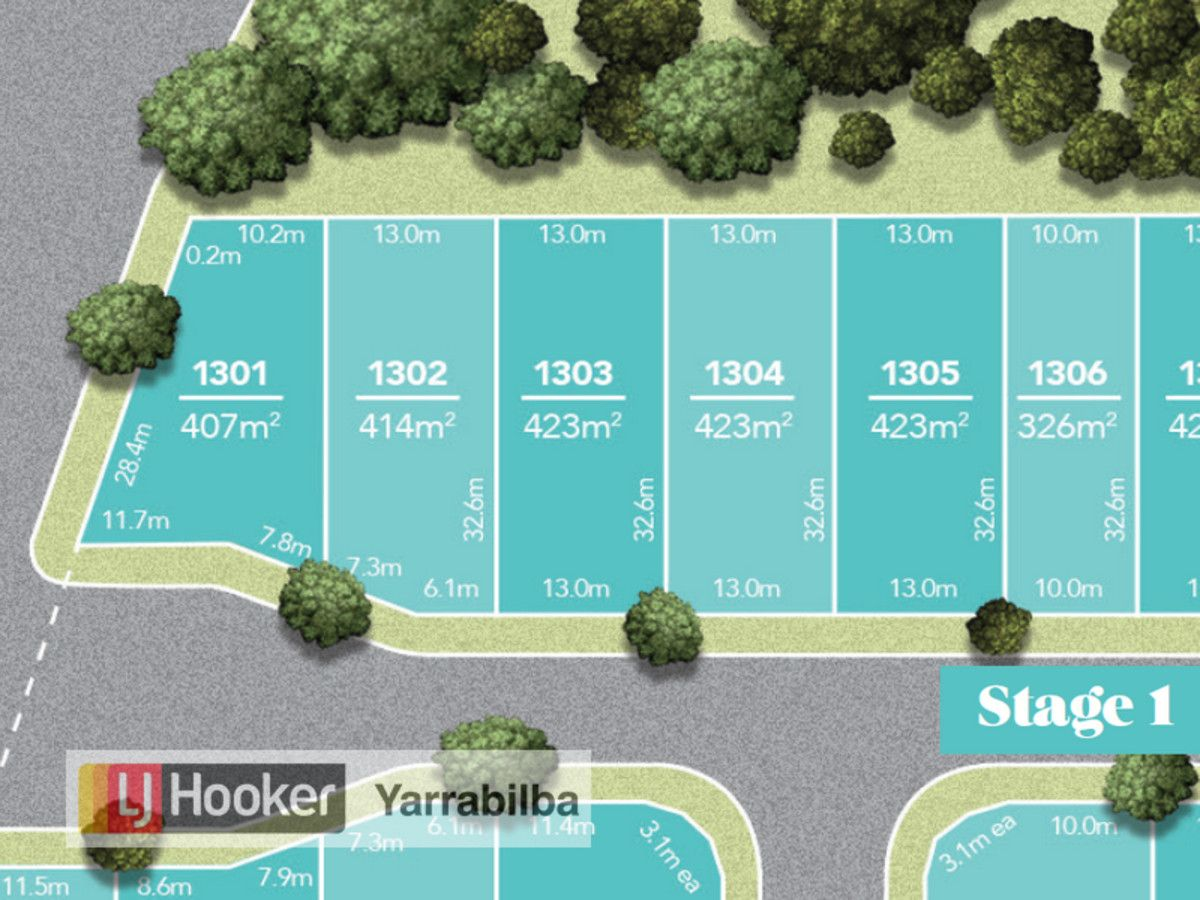 Lot 1305/366 Chambers Flat Road, Logan Reserve QLD 4133, Image 1