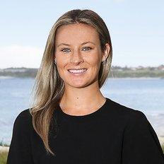 Brittany McIntyre, Sales representative