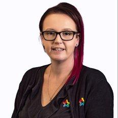 Kelly Hartley, Sales representative