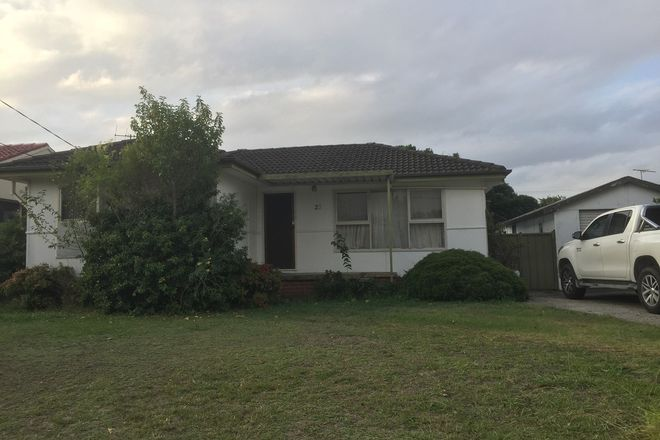 Picture of 23 Hawkesbury Street, FAIRFIELD WEST NSW 2165