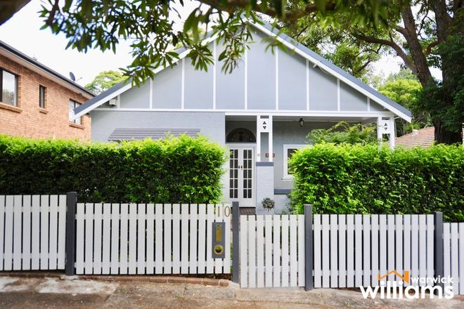 Picture of 10 Prince Edward Street, GLADESVILLE NSW 2111