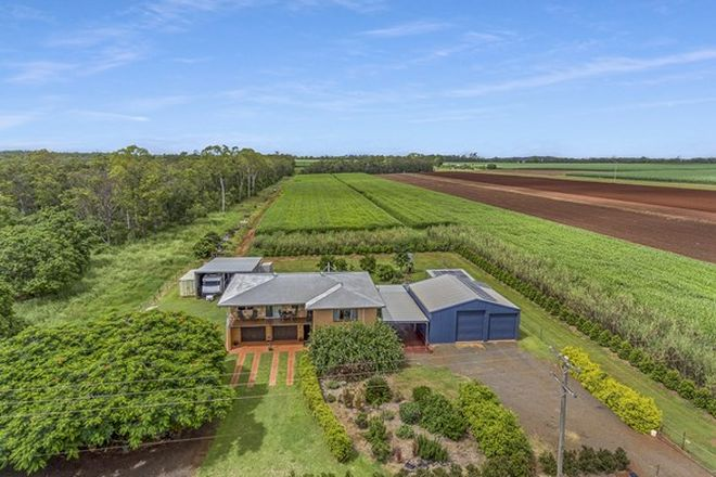 Picture of 237 Tardas Road, GREGORY RIVER QLD 4660