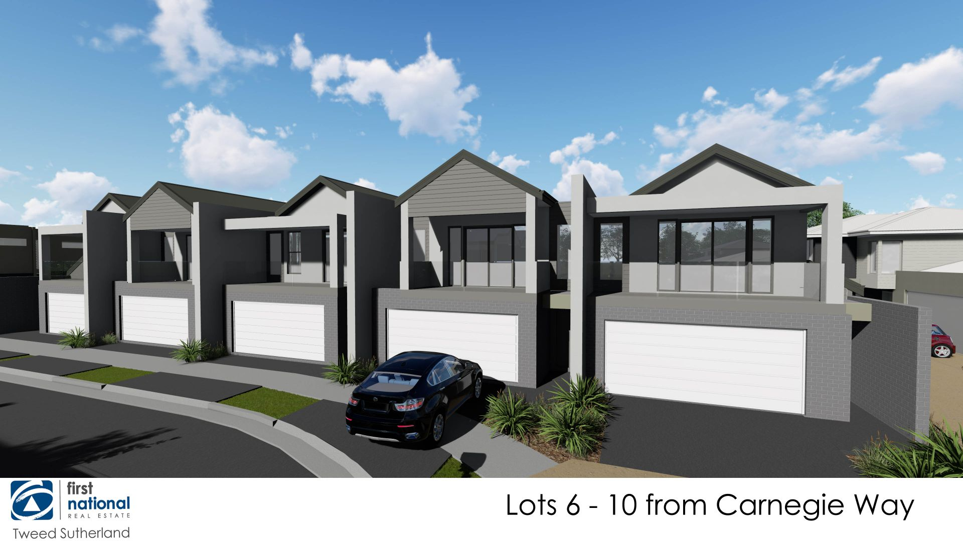 Lots 6-10 Carnegie Way, Bendigo VIC 3550, Image 1