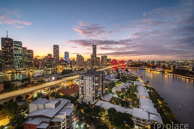 Picture of 105/8 Goodwin Street, KANGAROO POINT QLD 4169