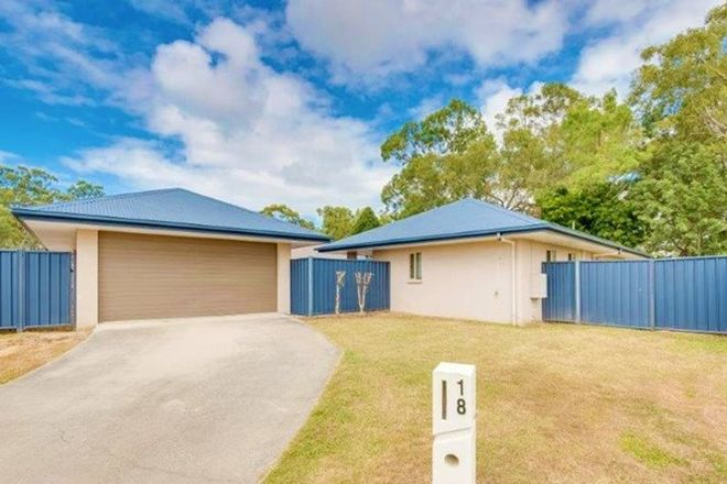 Picture of 18 Jooloo Court, KIN KORA QLD 4680