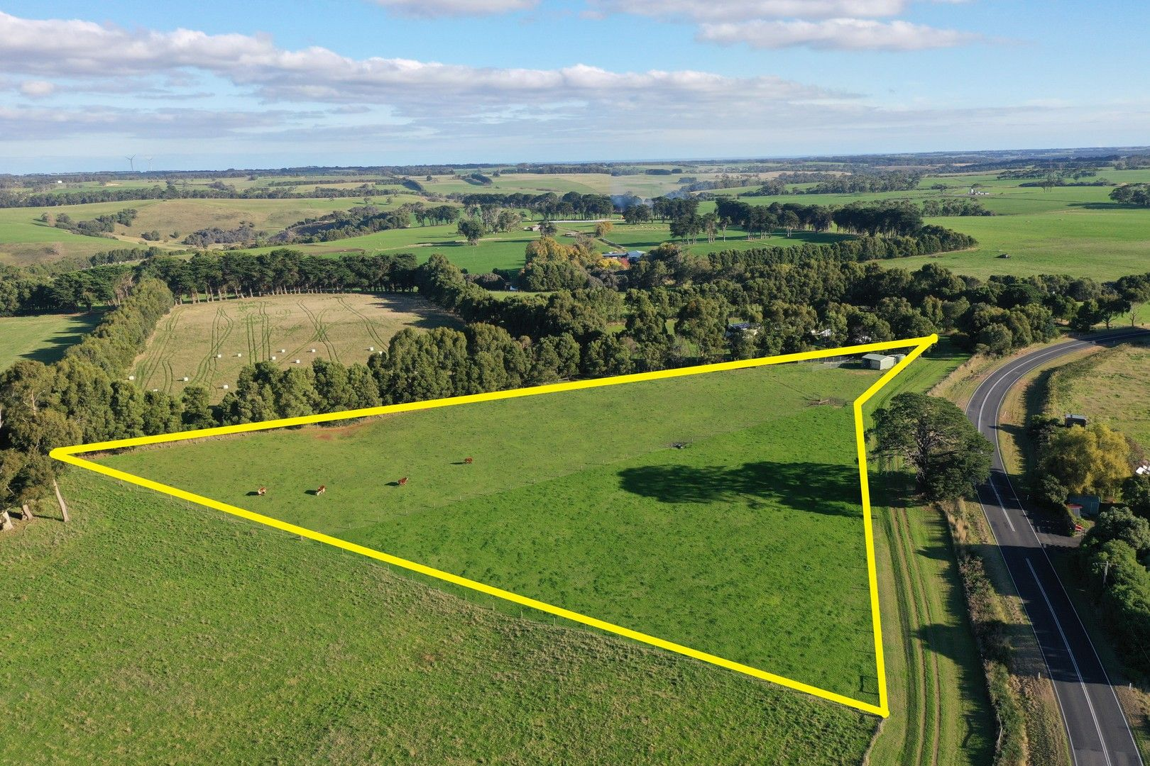 Lot 4/PS 436974 Timboon-Nullawarre Road, Brucknell VIC 3268, Image 0